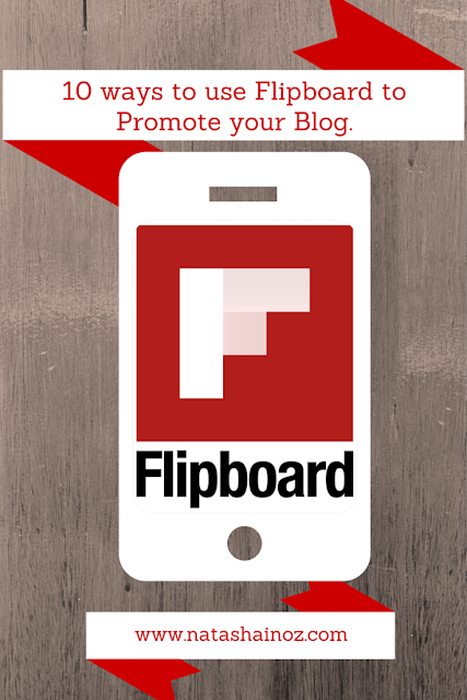 How to use Flipboard to promote your blog via @natashainozblog