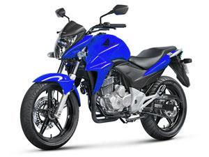 cb 300 2013 azul