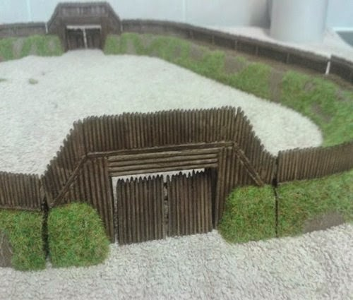 Timber/Earth Fortifications picture 2