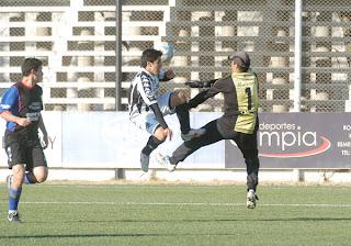 Cipo busca la vuelta a fuerza de goles