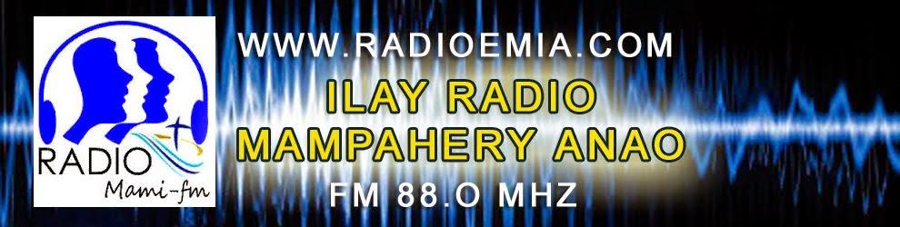 Radio évangélique malagasy