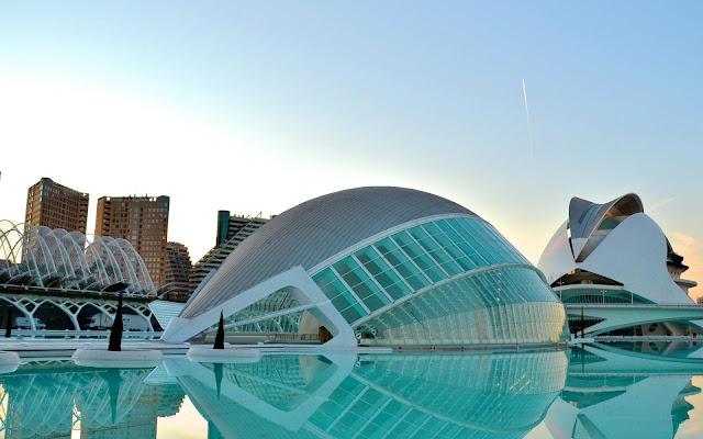 City of Art Science Valencia