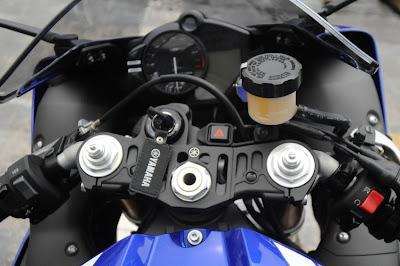 Yamaha R1 2013 Ficha Técnica