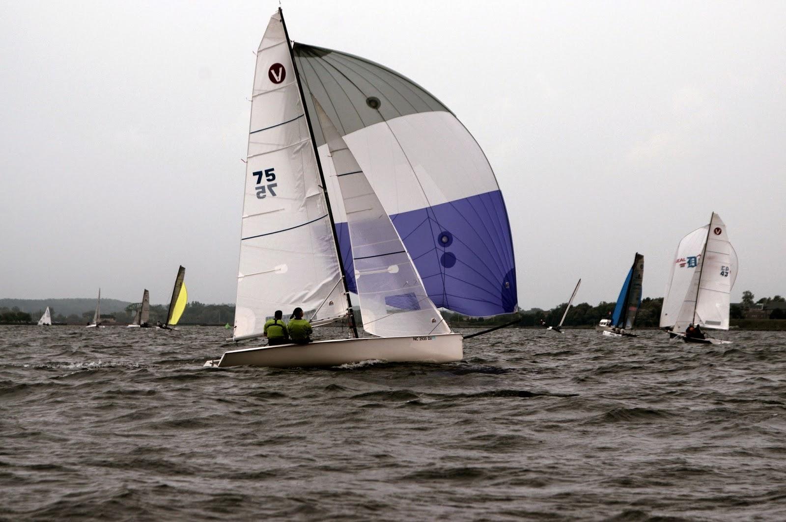 Montreal Sailing Voile Montral 7 Le Viper 640 Sur Le