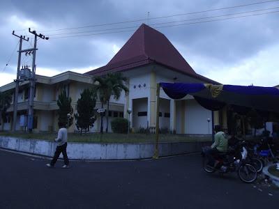 Gedung di Jember