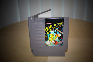 8 Bit Books - Skate or DIE