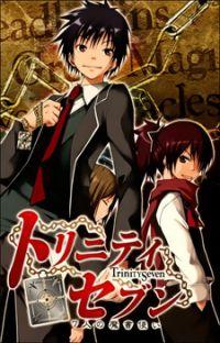 Baca Komik Trinity Seven Chapter 59 Mangaku BacaMangaCa