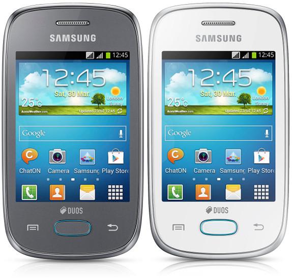 Gambar Samsung Galaxy Tipe Y Neo Duos S5312