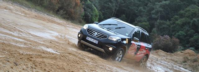 Renault Koleos 4x4 2012 amotion