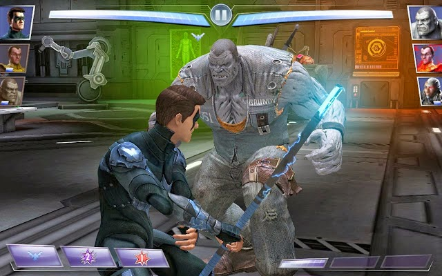 Injustice: Gods Among Us v1.8.2 Apk Data Mod All Devices