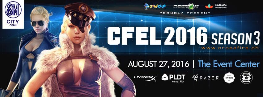 CFEL 2016 Season 3