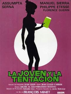 La joven y la tentacion 1986