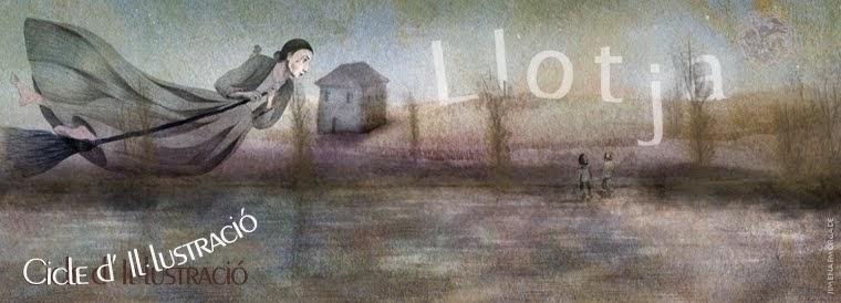il·lustració a  Llotja