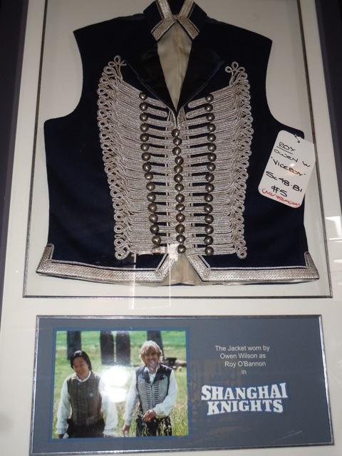 Shanghai Knights Owen Wilson jacket