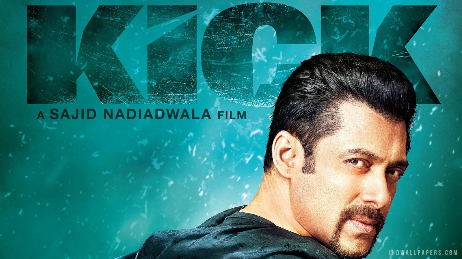 Salman Khan in Kick Movie wallpaper HD