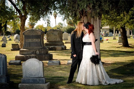 Halloween Wedding Inspiration