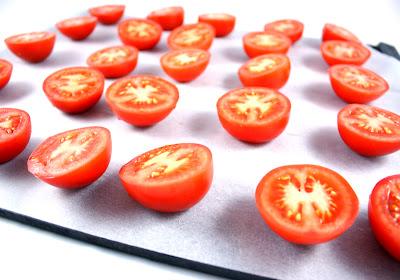 Oppskrift Saktebakte Tomater Soltørkede Bakte Umami
