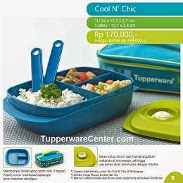 Cool N Chic, Tupperware Indonesia