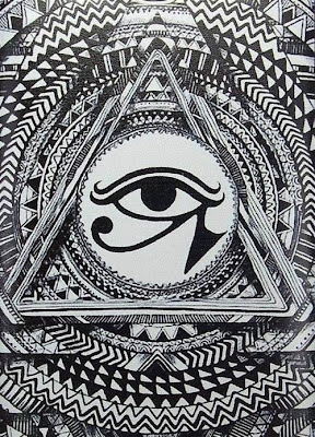 The Symbolism Of Eye Occurs In So Many Places And Different Forms That Its Pervasiveness Symbolizes All Seeing Itself