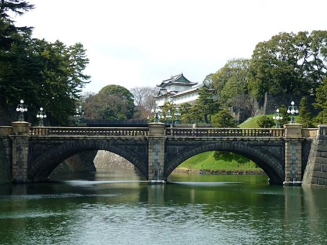 cosa vedere a tokyo, palazzo imperiale