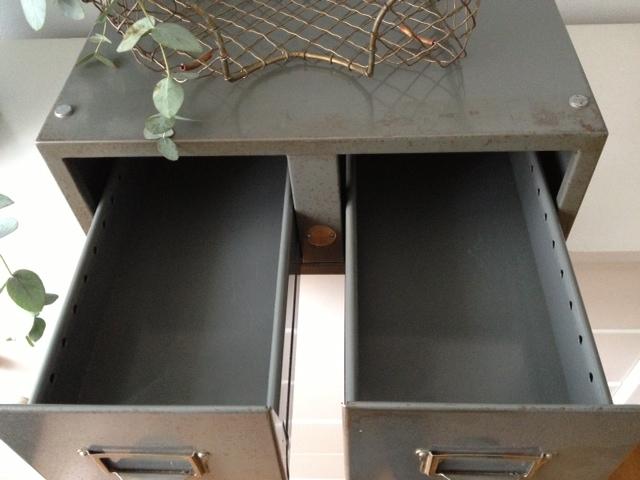 El taller de chlo archivador roneo paris for Muebles de oficina roneo