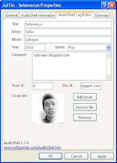 Mengganti Gambar, Artis, Album MP3