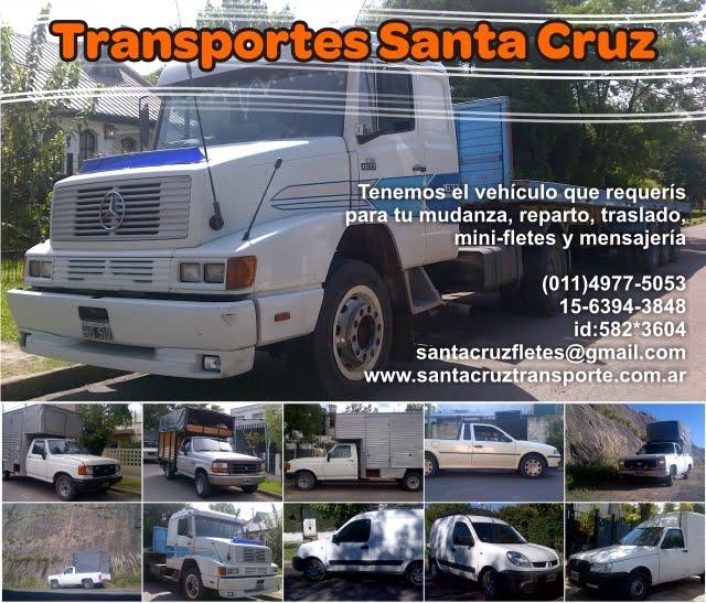 Transportes Santa Cruz