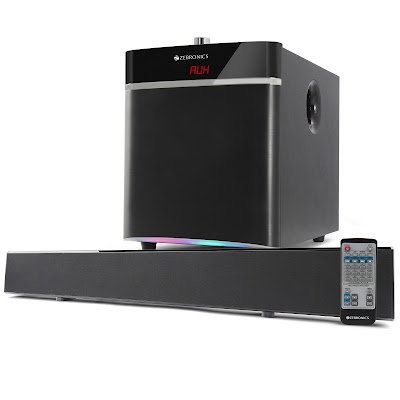 Zebronics launches its latest Sound bar - 'Zeb Juke Bar' for Rs. 5499