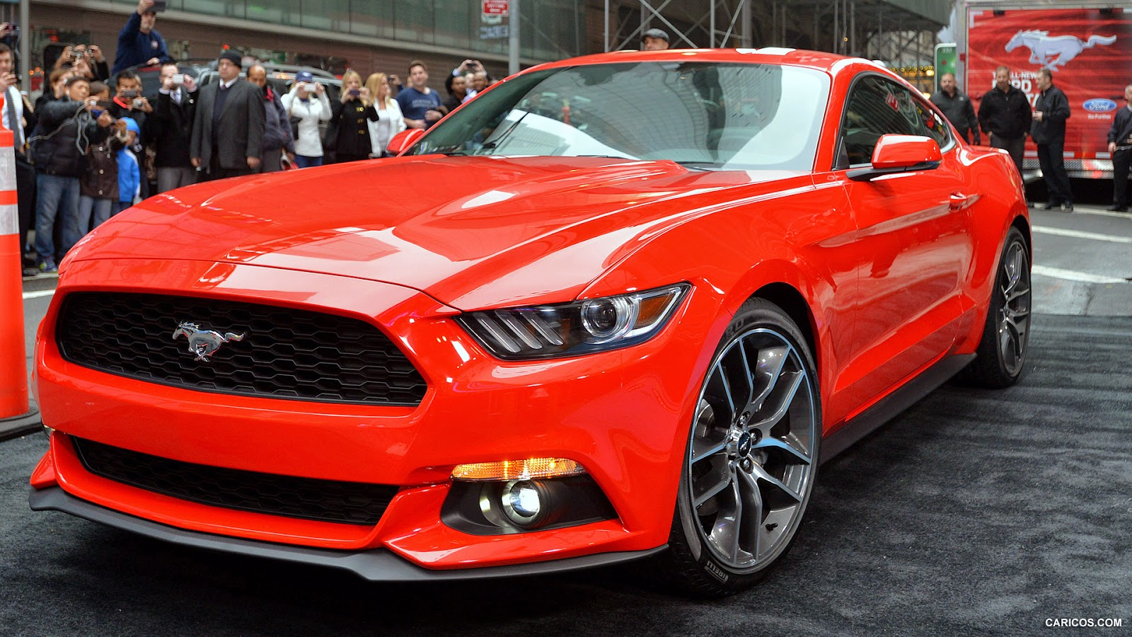 2015 Ford Mustang Gt Car Analytics Engine