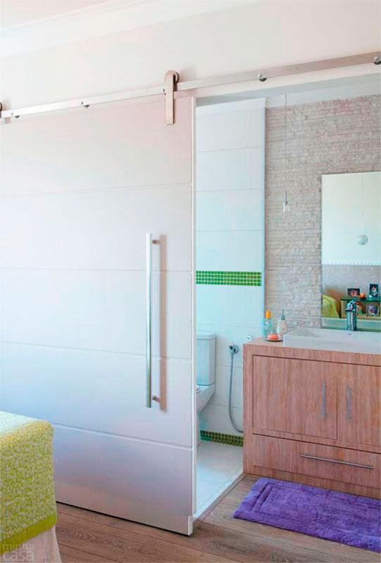 u M  u M a Banheiros incomuns! -> Quarto Com Banheiro Pequeno Integrado