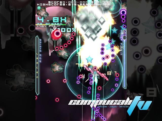 Danmaku Unlimited 2 PC Full OUTLAWS