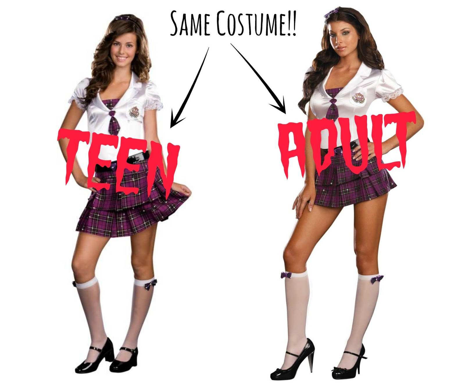 10 modest alternatives to popular halloween costumes for teen girls - Easy Homemade Halloween Costumes For Teenage Girl