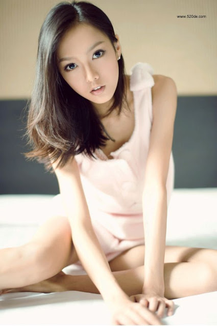 Chinese Stunning Model Anata Wang Ying