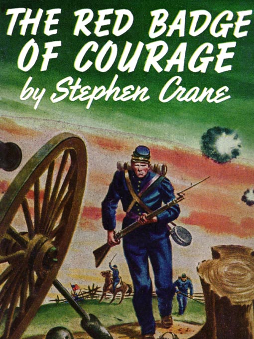 a plot summary of the book the red badge of courage The book, the red badge of courage, by stephen crane, is based during the grueling times of the civil war it covers a time span of about a month and is about the.