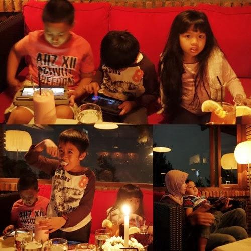 Lembang with Kids: Pasar Apung & Kampung Gajah Playground