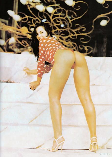 Nubia de Oliveira na Sexy