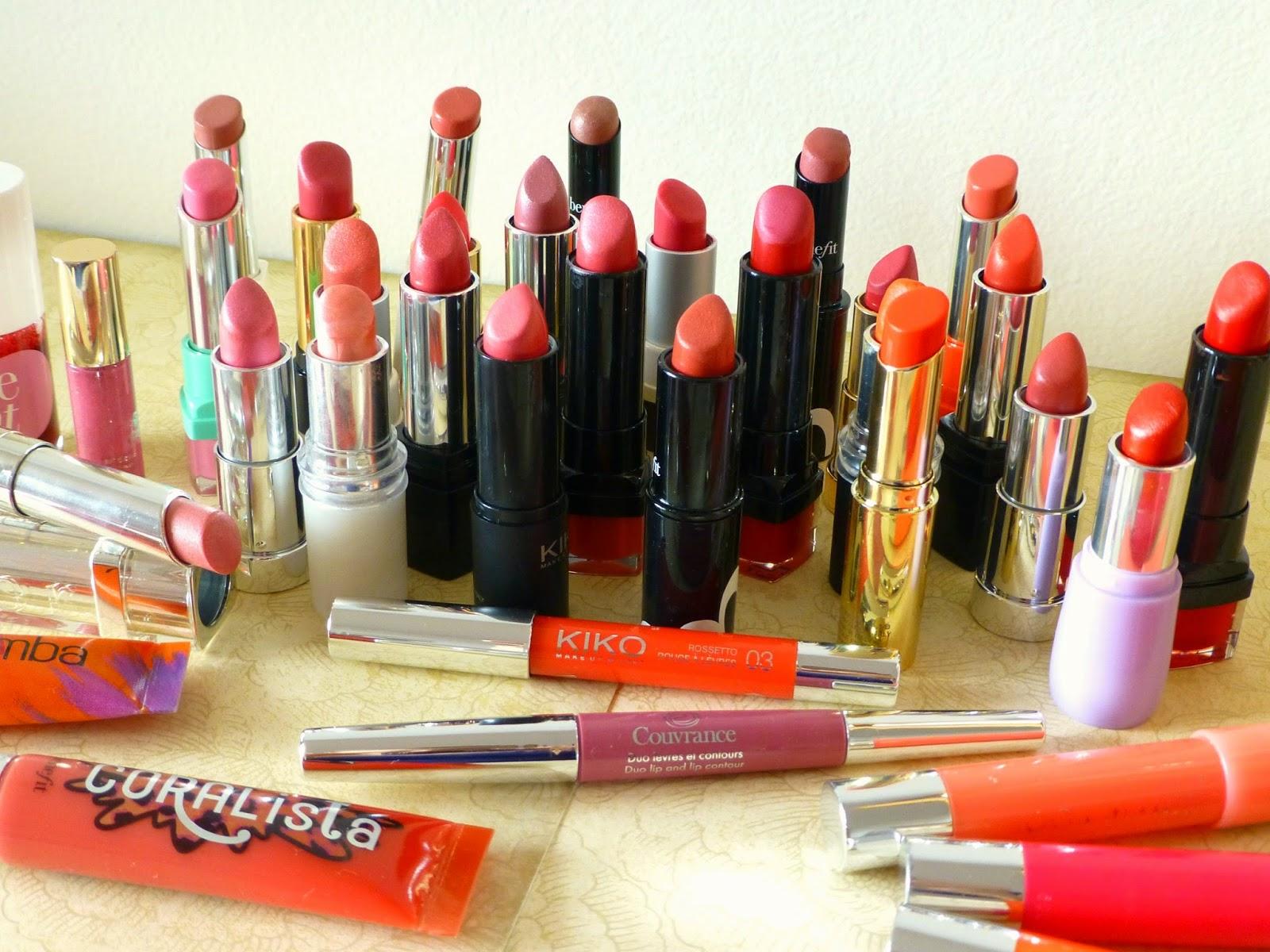 L'histoire de la fille qui ne portait jamais de rouge à lèvres!