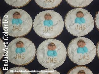 galletas primera comunion niño bogota