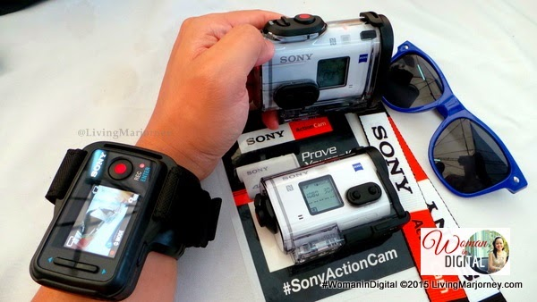 Action-Packed Weekend With Sony Action Cam