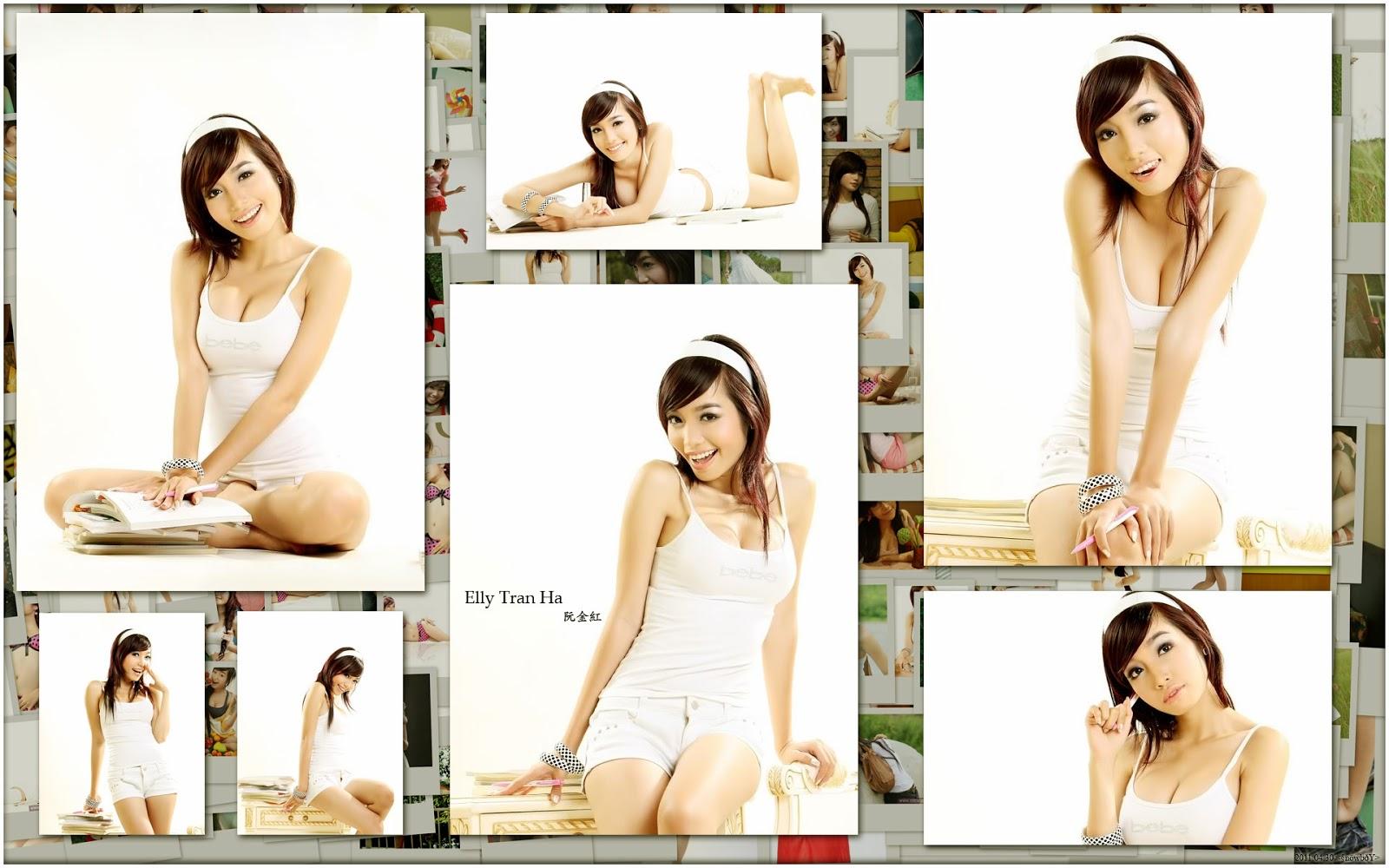Elly Tran Ha Young Supermodel Foto Pic Imagen Photo Kootation Com ...
