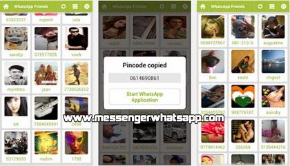 Conoce nuevos amigos con WhatsApp Friends Finder