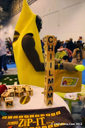WIN 6 tickets ($62 value each/4 winners) to ChiTAG Chicago Toy & Game Fair 11/18 or 19.