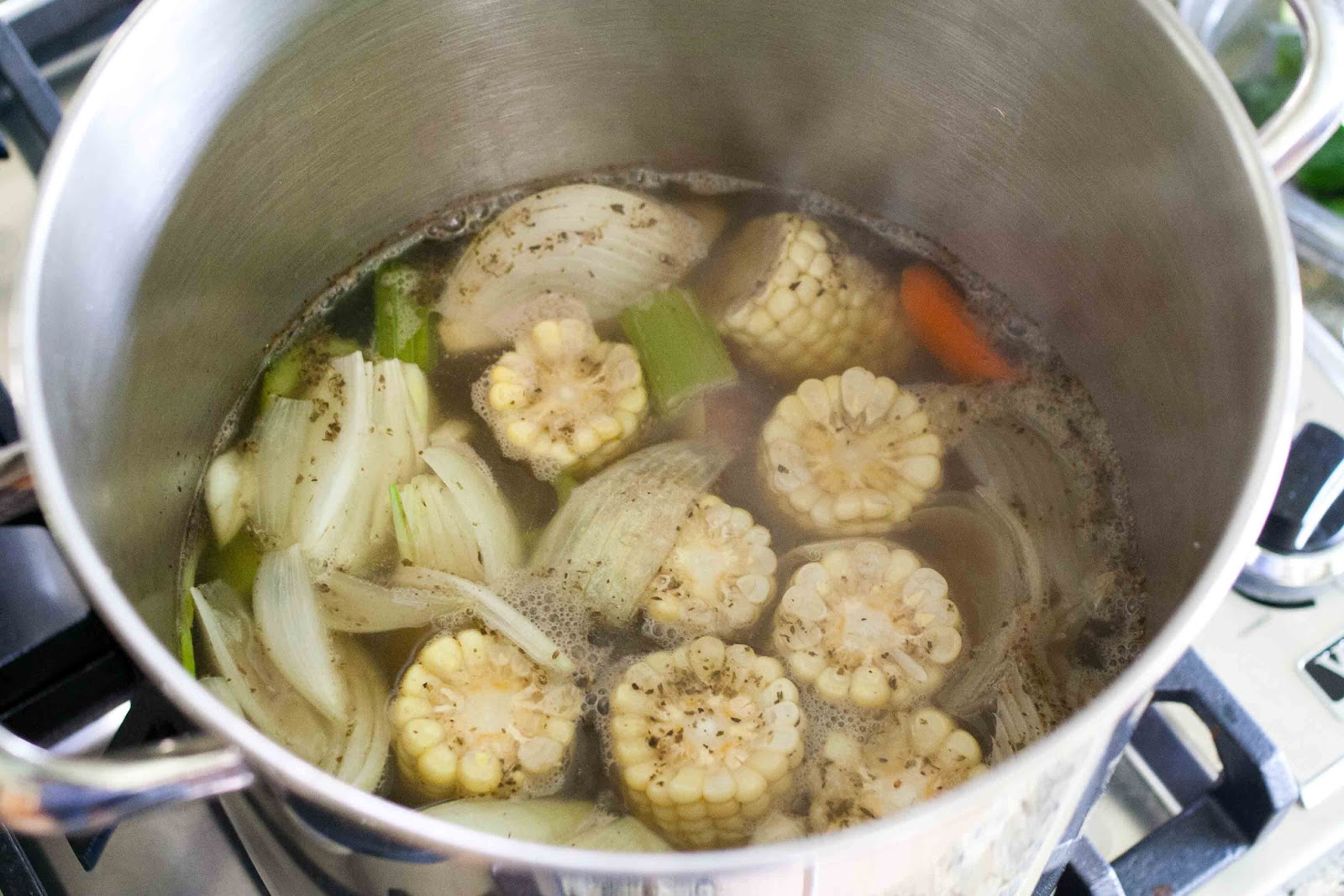 how to bring to a simmer