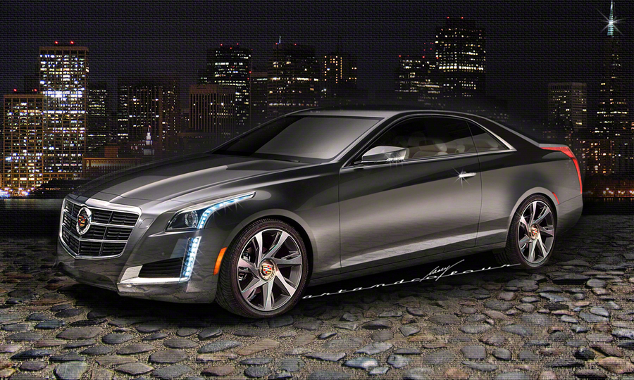 casey artandcolour cars 2014 cadillac cts coupe artandcolour elegance. Black Bedroom Furniture Sets. Home Design Ideas