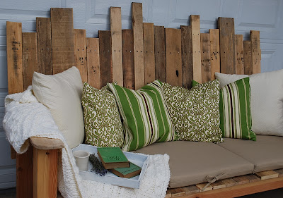 Upcycling ideas 20 perfect pallet projects for Sofa upcycling