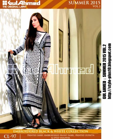 design-no-CL-97-gul-ahmed-black-and-white-embroidered-collection