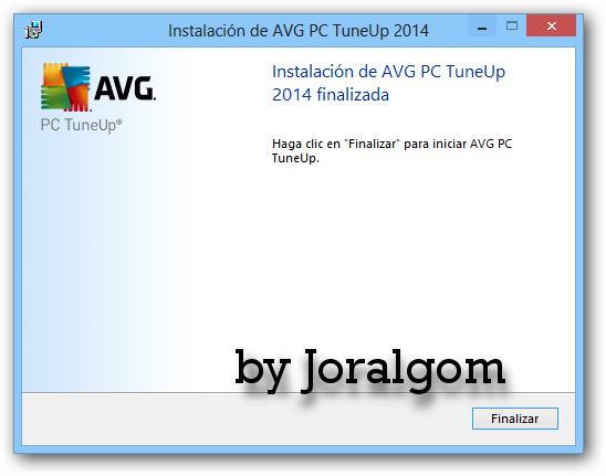 AVG PC TuneUp 2014 v14.0.1001 Optimizado al Máximo de tu Equipo ...