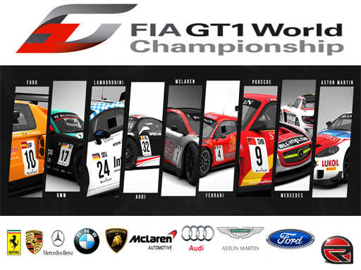 FIA GT 2012 Cartel