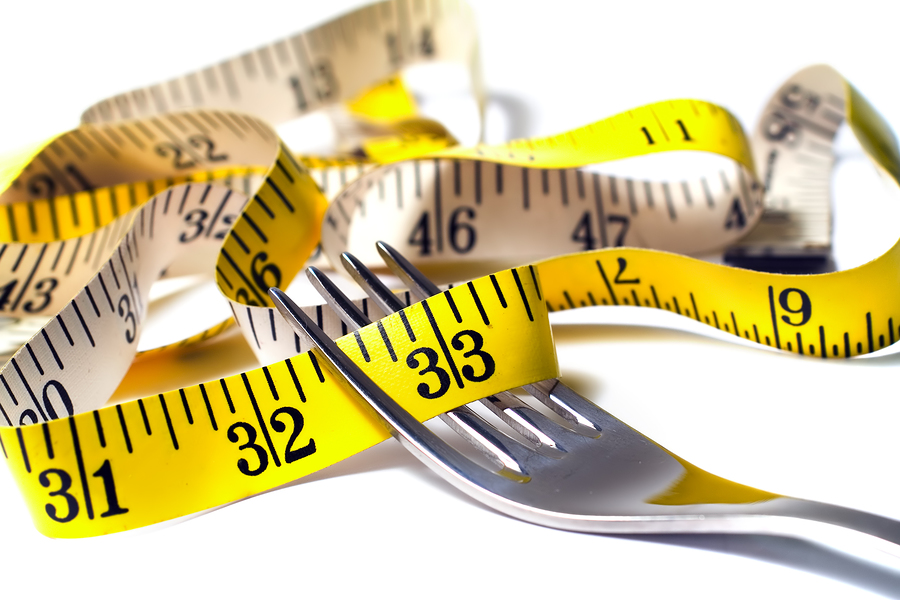 """Why You Might Not Lose Weight on a """"Diet"""""""