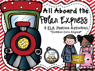 https://www.teacherspayteachers.com/Product/All-Aboard-the-Polar-Express-5-ELA-Stations-2229717
